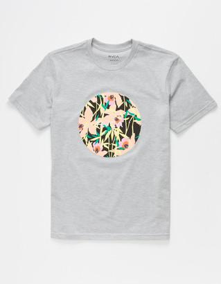 RVCA Motors Floral Fill Boys T-Shirt