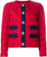 Fay zipped padded jacket