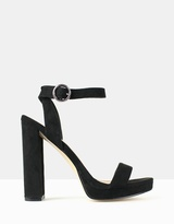 betts Buffy Platform Heels