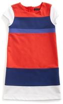 Tommy Hilfiger Final Sale- Colorblocked Ponte Dress