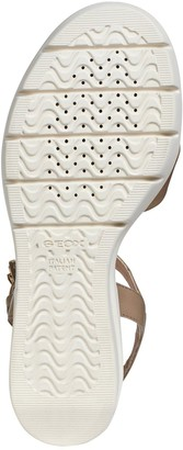 Geox D Torrence Wedge Sandal