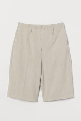 H&M Knee-length Shorts