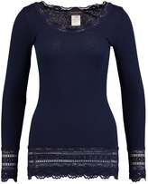 Rosemunde Long sleeved top navy