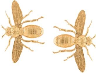 Natia X Lako Bee Oversized Earrings
