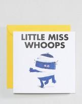 OHH DEER Ohh Deer Little Miss Whoops Card