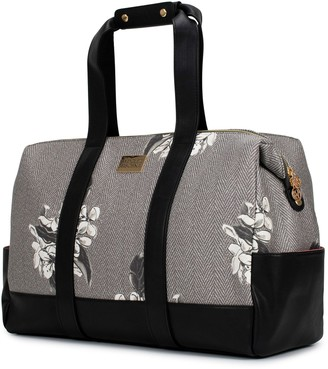 Badgley Mischka Essence Travel Tote Weekender Bag