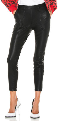 Blank NYC Blanknyc BLANKNYC Carbon Vegan Leather Pant