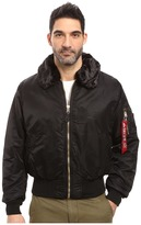 Alpha Industries B-15 Flight Jacket Men's Coat