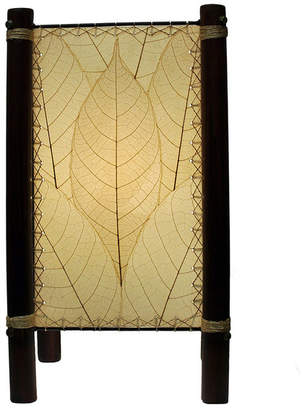 Eangee Home Design Fortune Table Lamp, Natural