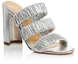 Chloé Gosselin Women's Delph Block Heel Sandals
