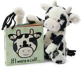 Jellycat If I Were a Calf Book - Ages 0+