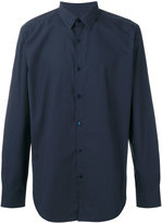 Fendi Face motif shirt - men - Cotton/Polyester - 39