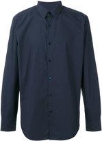 Fendi Face motif shirt - men - Cotton/Polyester - 40