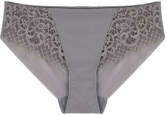 Wacoal Lace Essential Mauve Briefs