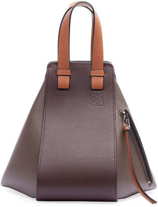 Loewe Hammock Small Classic Calf Shoulder Bag