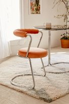 Urban Outfitters Avery Velvet Dining Chair