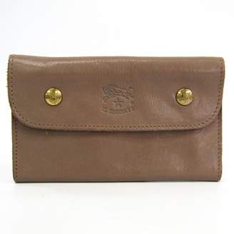 Il Bisonte Brown Leather Wallets