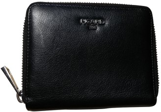 Amélie Pichard Black Leather Wallets