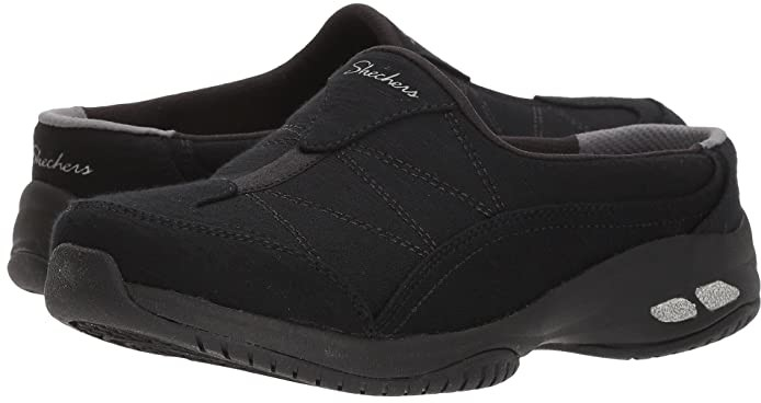 Skechers Commute - Carpool (Black/Black