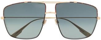 Christian Dior Monsieur2 navigator-frame sunglasses