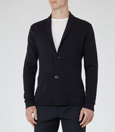 Reiss Lance Shawl Collar Cardigan