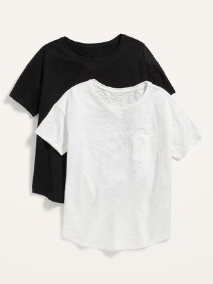Old Navy Loose Easy Pocket Tee 2-Pack for Women
