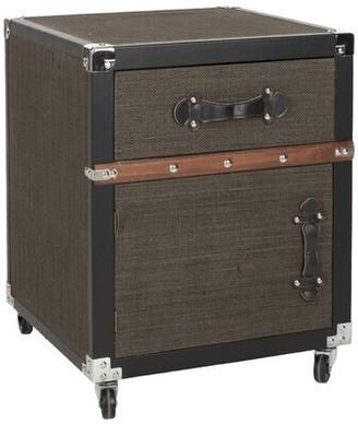 Safavieh Rocker 1 Door Square Accent Cabinet