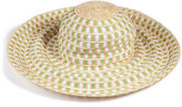 Missoni Mare Cotton/Straw Sun Hat