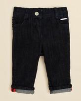 Little Marc Jacobs Infant Girls' Stretch Denim Jeans - Sizes 3-18 Months