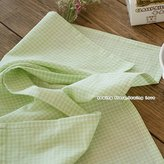 DFSTH Simple plaid faric/napkin/talecloth/[Lunch cloth]/tea towels/Food photographed napkin