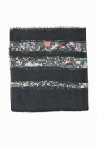 Zadig & Voltaire Kerry Mix Flower Scarf