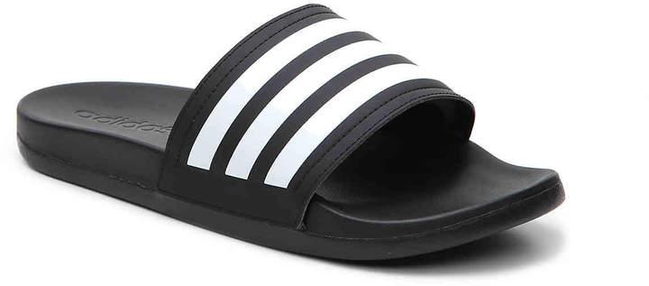 the latest d7990 a4be1 Adidas Adilette Cloudfoam Women s Slide Sandals - ShopStyle