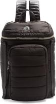 Moncler Matt quilted-nylon backpack