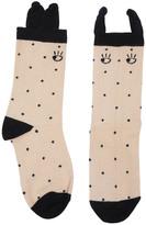 Emile et Ida Ears Polka Dot Socks