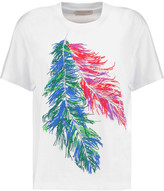Emilio Pucci Embroidered cotton-jersey T-shirt
