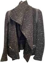 IRO Black Wool Jackets
