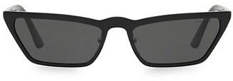 Prada 58MM Cateye Sunglasses