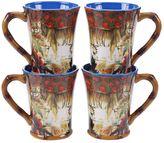 Tracy Porter Imperial Bengal 4-pc. Coffee Mug Set