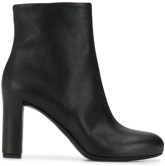 Del Carlo Heeled Ankle Boots