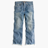J.Crew Point Sur relaxed cropped bootcut jean
