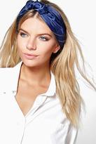 Boohoo Isobel Plain Satin Headscarf