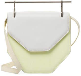 M2Malletier Amor Fati Small Leather Shoulder Bag
