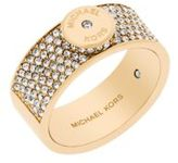 Michael Kors Pave Crystal Ring