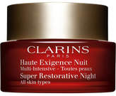 Clarins Super Restorative - Night Cream Launch