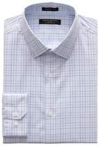 Banana Republic Grant Slim-Fit Non-Iron Stretch Check Shirt