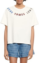 Sandro Here Comes Love T-Shirt