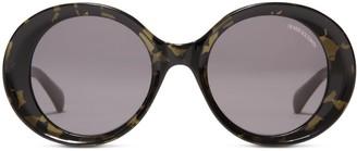 Oliver Goldsmith Sunglasses The 1960's Army Tortoise