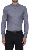 Joe Black Haul Geo Textured Shirt