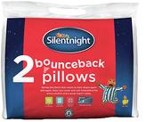 Silentnight Pair of Bounceback Pillows
