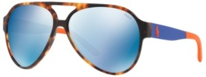 Polo Ralph Lauren Sunglasses, PH4130 61